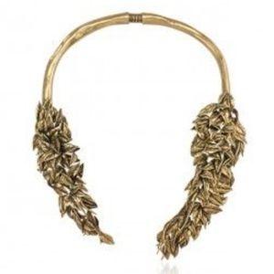 Midnight Garden Collar Necklace
